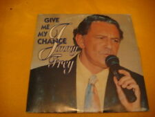 Cardsleeve Single CD JIMMY FREY Give Me My Chance 2TR pop chanson