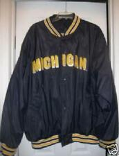 Michigan Jacket Size XL nwt Steve and Barry's New Old Stock Tags