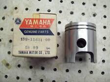 Yamaha Piston Yds5 1967 Ym2C 1967 Oem Nos Ahrma Vintage