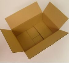 100 Faltkarton 250x175x100mm Versandkartons