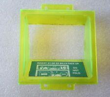 ROWE CD100F JUKEBOX BILL ACCEPTOR BEZEL  PART