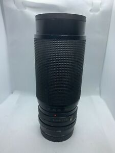 Vivitar Macro Zoom 30-200mm f3-4.5 Telephoto Vintage lens With Canon FD to NEX.
