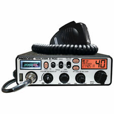 President Electronics Walker Ii Fcc Txpr100 Cb/Ham Radios Am/Fm Transceivers