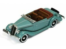 IXO Museum, Salmson S4E Cabriolet, year 1938, scale 1:43, boxed and new.