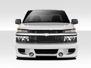 04-12 Chevrolet Colorado BT-1 Duraflex Front Body Kit Bumper!!! 112005