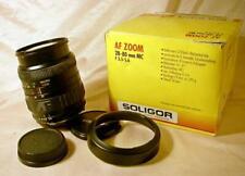 SOLIGOR MC AF 28-80 mm F3.5-5.6 ZOOM MACRO lens Nikon F camera mount Ai-S IN BOX