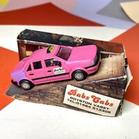 League Of Gentlemen Very Rare Babs Cabs Display Exclusive To VHS Toy Model Car