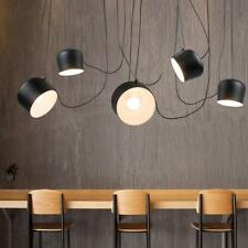 Drum Style Pendant Lights Vintage Classic Design Ceiling Fixture For Room Decors