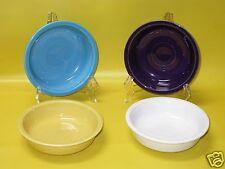 Fiesta® Ware Medium Bowl set of 4 Peacock Plum Sunflower White MPN 461