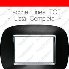 Placche compatibili Bticino Axolute in Vetro e ABS (+ Colori) (FOTO REALI) (24h)