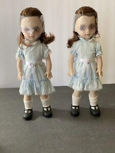 Pre-Owned Grady Twins Living Dead Dolls - Take A Look!