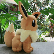 20cm pokemon pocket monster Eevee Soft Plush Toy Stuff Doll Xmas Gift UK