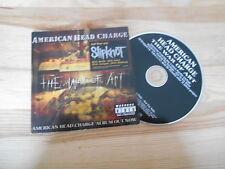 CD Metal American Head Charge - War Of Art (4 Song) Promo AMERICAN ISLAND