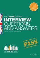 Interview Questions and Answers: 1 (Testing Series) by Richard McMunn Book The