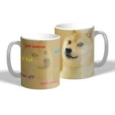Doge Shibe Mug Tea Coffee Cup Geeky Meme Funny Gift
