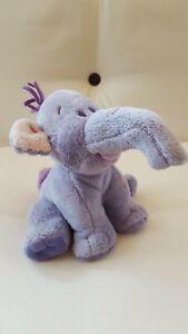 HEFFALUMP WINNIE THE POOH ELEPHANT SOFT TOY TEDDY DISNEY