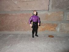 Batman Returns Bruce Wayne purple shirt Custom Coupe figure