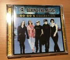 GO GO 's - Collection - Behind The Music (CD, 2000) Excellent Condition!!