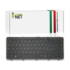 Tastiera ITALIANA compatibile HP Probook 430 G2 Retroilluminata con Frame