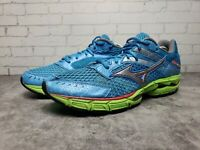 Mizuno Womens Wave Inspire 9 Blue Running Shoes 8KN-34334 Size w11