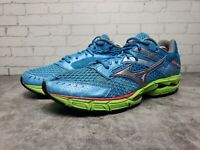Mizuno Womens Wave Inspire 9 Blue Running Shoes 8KN-34334 Size w11