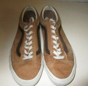 Mens Size 10.5 Vans Off The Wall Shoes