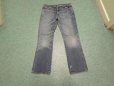 "Levi's 565 Bootcut Jeans Waist 32"" Leg 32"" Faded Medium Blue Ladies Jeans"