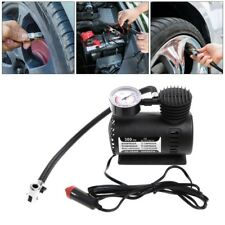 300 PSI 12V Car Portable Mini Air Compressor Electric Tire Inflator Pump w/Gauge