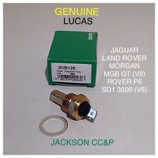 Lucas SNB126 TEMP TRANSMITTER LAND ROVER 568055 5/8-18 UNF JAG MORGAN ROVER MGB