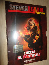 DVD N° 33 STEVEN SEAGAL ACTION CACCIA AL FANTASMA GAZZETTA DELLO SPORT