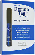 DermaTag Skin Tag Remover Kit. For a Fast & Effective Skintag Removal Treatment