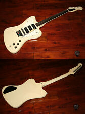 1966 Gibson Firebird III, Rare Polaris White