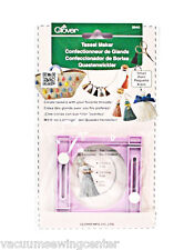 Clover 9940 Tassel Maker Small Thread Yarn Craft