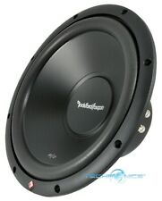 ROCKFORD FOSGATE R2D2-12 12 INCH 500W 2-OHM DVC CAR AUDIO POWER SUBWOOFER SUB