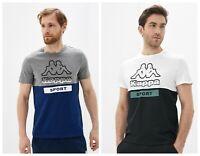 !! Kappa Mens Casual short sleeve T-Shirt Tops Tee Size S M L XL