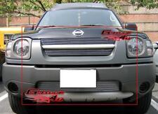 Fits 2002-2004 Nissan Xterra Billet Grille Combo