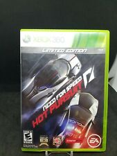 Need for Speed: Hot Pursuit Limited Edition (Microsoft Xbox 360, 2010) Complete