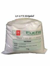 Nitritsalz / Pökelsalz 1kg Beutel - 0,8%-0,9% (5,90 EUR/kg)
