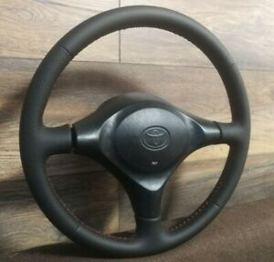 Toyota Celica GT4 GT FOUR Carlos Sainz Steering Wheel Remanufactured New Leather