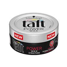 Schwarzkop Taft Power Wax Structure 48 Hour Caffeine Power Formula - 75 ml