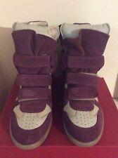 Isabel Marant Etoile Bekett Wedges Sneakers new 41