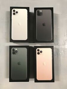 Apple iPhone 11 PRO MAX Empty Box Only. Pick Size & Color