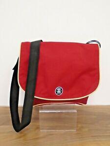 Crumpler McBains Baby M Red Messenger Tablet Bag
