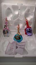 Ashton Drake Marvelous Marilyn Monroe Christmas Ornament set of 3