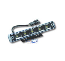 """Sirius 7.5"""" 5 SMD multi color LED DRL with remote"""