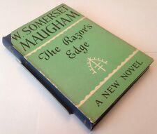 The Razor's Edge, W. Somerset Maugham, 1944 Vintage Hardback Book