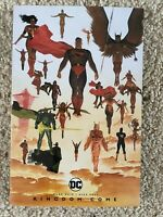 Kingdom Come by Mark Waid and Alex Ross. DC Black Label Edition TPB.
