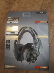 Plantronics Rig 400 Camo Ps4/Xbox One/PC Headset.