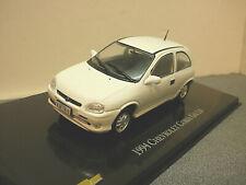 Chevrolet Corsa GSI  1.6 / Vauxhall Corsa GSI 1.6 in White 3 Door 1/43rd Scale