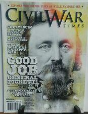 Civil War Times October 2016 Good Job Gen Pickett Gettysburg FREE SHIPPING sb